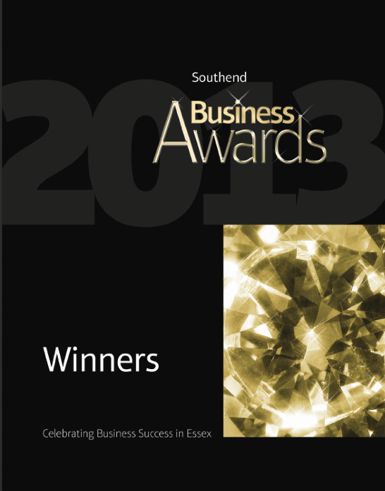 business awards winners 2013